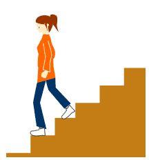 階段 昇降 効果 階段上り下り運動は運動不足の解消にならないし、効果もない